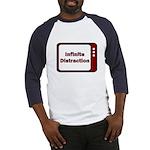Infinite Distraction Baseball Jersey