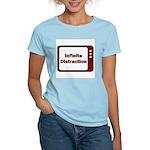 Infinite Distraction Women's Light T-Shirt