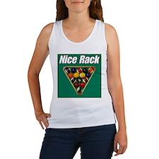 Pool Rack Women's Tank Top