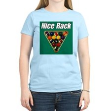 Pool Rack Women's Light Tee