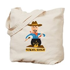 Texas Chili Tote Bag