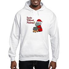 Santa Won't Be Coming Hoodie