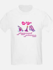 Ashlyn - Playground Princess T-Shirt