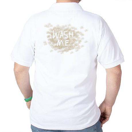 Wash Me Golf Shirt