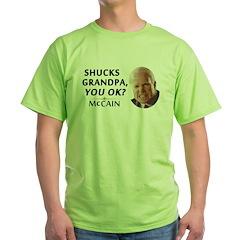 Grandpa? You OK? T-Shirt