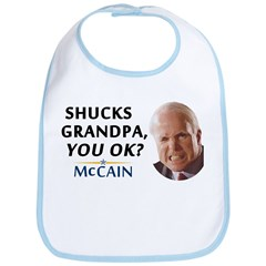 Grandpa? You OK? Bib
