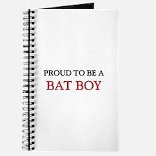 Proud to be a Bat Boy Journal