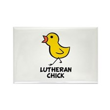 Chick Rectangle Magnet (10 pack)