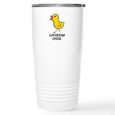 Chick Stainless Steel Travel Mug