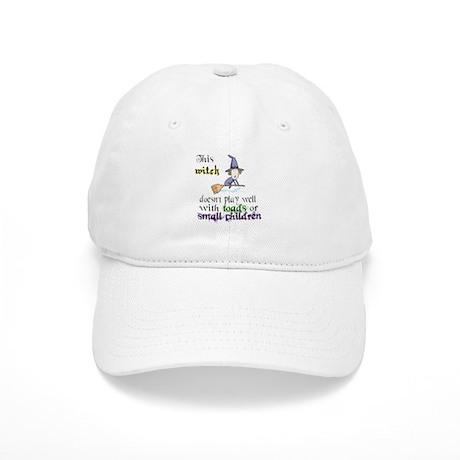 No Toads Witch Cap