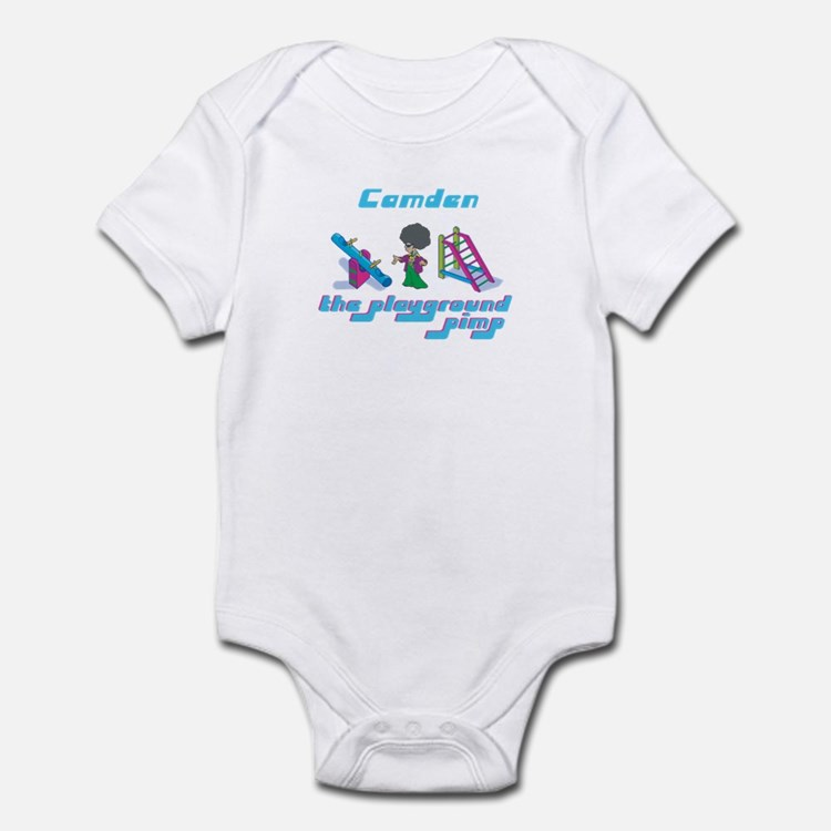 Camden - Playground Pimp Infant Bodysuit