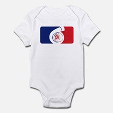 Major League Boost Onesie