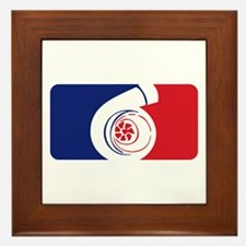 Major League Boost Framed Tile