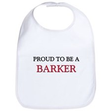 Proud to be a Barker Bib