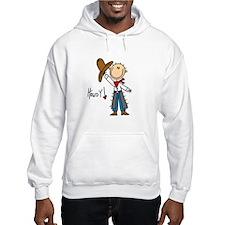 Cowboy Howdy Hoodie Sweatshirt