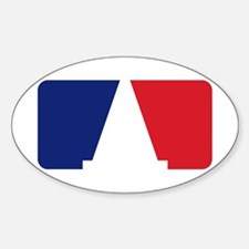 Major League Autocross Sticker (Oval)