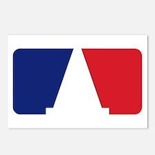 Major League Autocross Postcards (Package of 8)