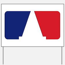 Major League Autocross Yard Sign