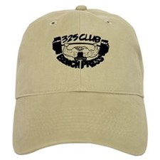325 Club Bench Press Baseball Cap