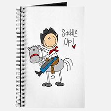 Cowboy Saddle Up Journal