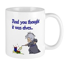 Thought it was elves Mug