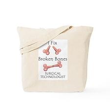 Broken Bones ST Tote Bag
