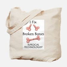 Broken Bones ST Tote Bag