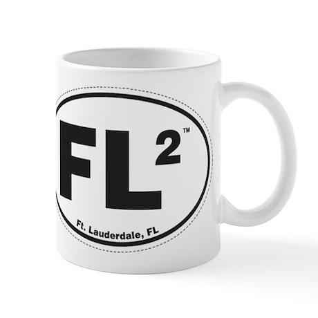 Ft. Lauderdale FL Mug