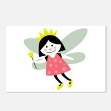 Fairy Princess Postcards (Package of 8)