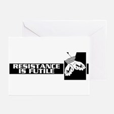 Resistance Greeting Cards (Pk of 20)