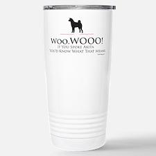 oddFrogg Akita Travel Mug