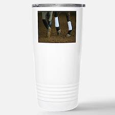 Horse and Rider Travel Mug