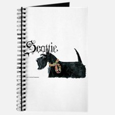 Scottish Terrier Gothic Journal