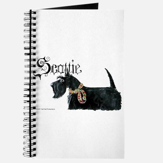 Scottish Terrier Gothic Journal
