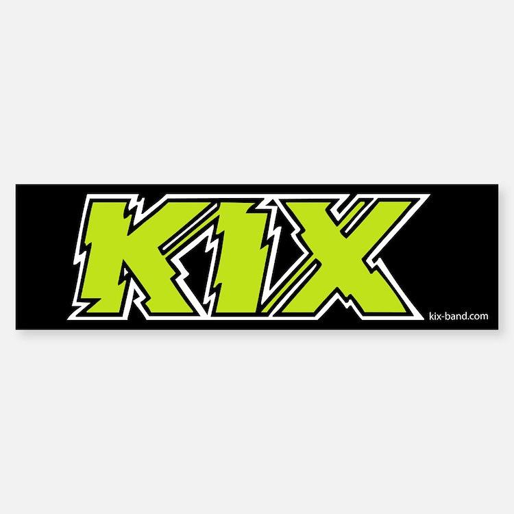 Kix Bumper Bumper Bumper Sticker