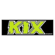Kix Bumper Bumper Sticker