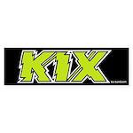 Kix Bumper Sticker