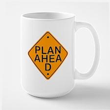 Plan Ahead Gear Mug