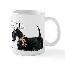 Scottish Terrier Gothic Mug