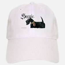 Scottish Terrier Gothic Baseball Baseball Cap
