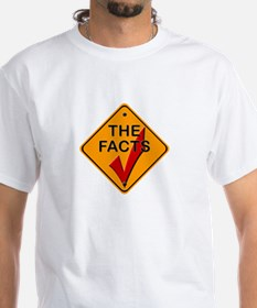 Check The Facts Gear Shirt