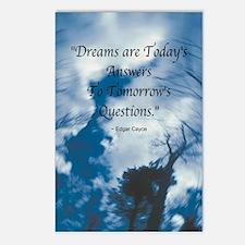Dreams Postcards (Package of 8)