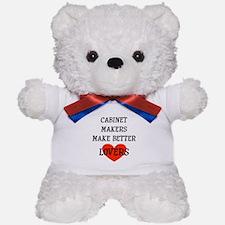 Cabinet Maker Gift Teddy Bear
