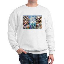 Blizzard & Keesha Sweatshirt