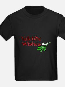 Yuletide Wishes T