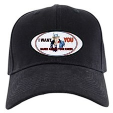Uncle Sam Baseball Hat