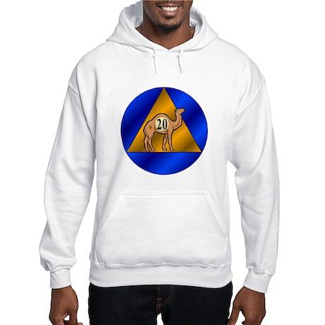 Sober Camel 20 Hooded Sweatshirt