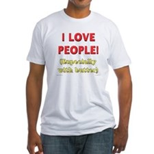 Love People / With Butter -  Shirt
