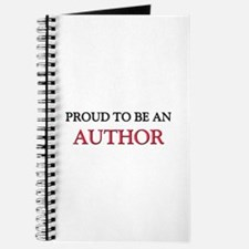 Proud To Be A AUTHOR Journal