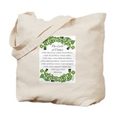 The Cycle of Dance Tote Bag